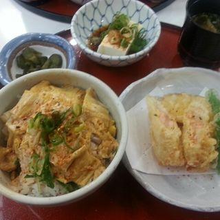 京湯葉定食(桂川パーキングエリア(上り線)スナックコーナー )