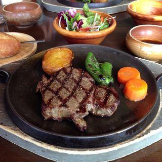 フィレステーキセット(ビーフクラブ ノエル (Beef Club Noel))