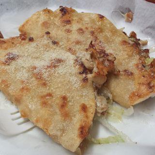 Crispy Tacos(El Tejaban)