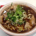 ラーメン(新福菜館)