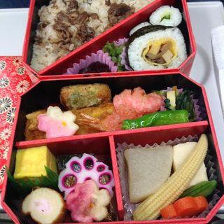 牛肉おこわ弁当(ゐざさ JR京都駅(新幹線構内) )