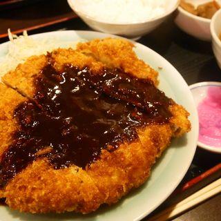 みそかつ定食(三河屋 )