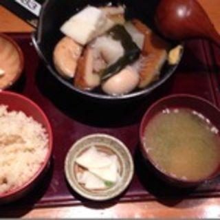 ランチ おでん定食(ゑーもん 神田店 )