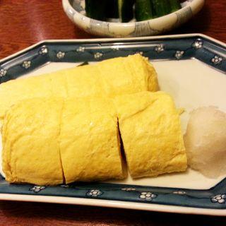 厚焼き玉子(うまし )