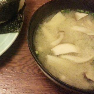 お味噌汁(うまし )