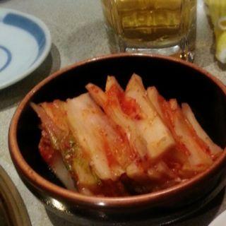 キムチ(焼肉 やまだ)