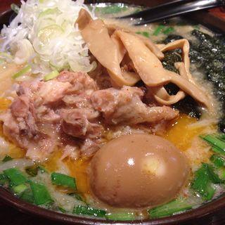 みそホルモン麺(つるおか家 仙台店 )