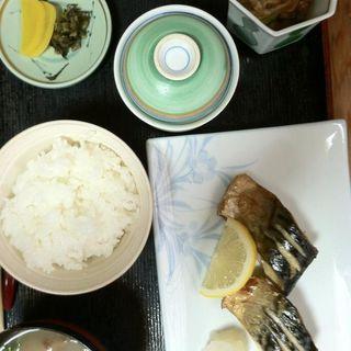 鯖定食(吉粋 )