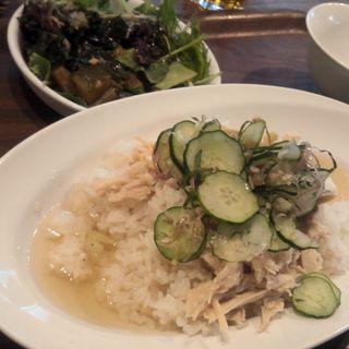 鶏飯(東京オーブン)