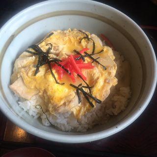 親子丼(麺房そば玄 )