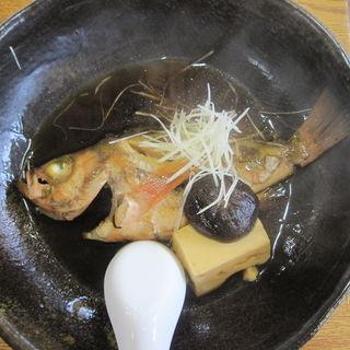 めばるの煮つけ(おけしょう鮮魚の海中苑 )