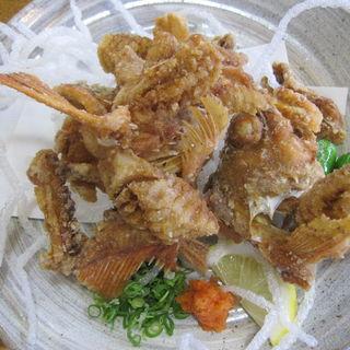 かさごの唐揚げ(おけしょう鮮魚の海中苑 )