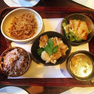 Set dinner 2(Cha-An)