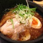 特製豚骨魚介ラーメン(上野 戸みら伊本舗 (こうずけ とみらいほんぽ))