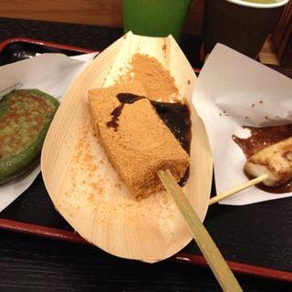 信玄餅(新杵 みちくさ餅 東京ソラマチ店 )