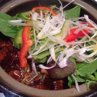 豚トロ丼(麒麟 (ギンザキリン))