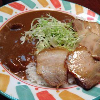豚の角煮カレー(ふくてい 有楽町本店 (【旧店名】 ふくてい 神田本店))