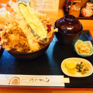 天とじ丼(天丼 平右衛門 )