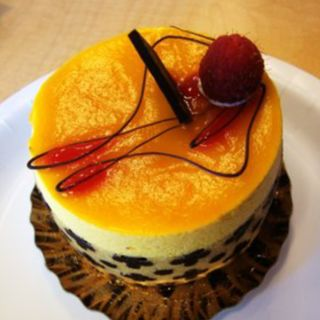 Mango Mousse(SCHUBERTS BAKERY)
