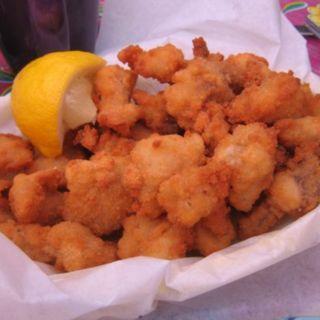 Crispy calamari(Primo Patio Cafe)