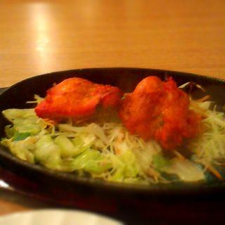 チキンティッカ2p(ナマステ・ハカタ)
