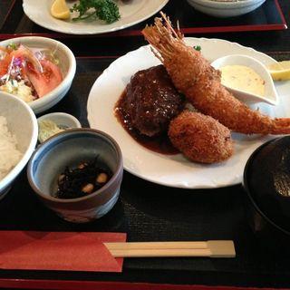 エビフライランチ(Ken'sれしぴ (ケンズレシピ))