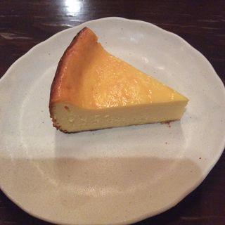 ベイクドチーズケーキ(無垢 (ムク))