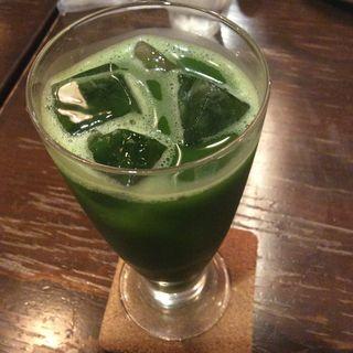アイス抹茶(無垢 (ムク))