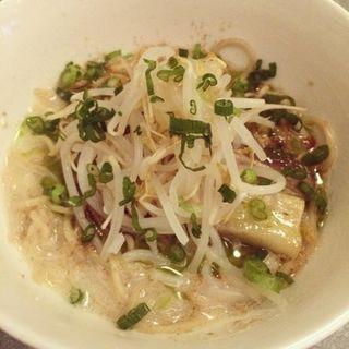 チーズ混ぜ麺(ivan ramen)
