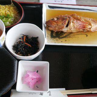 煮魚定食(舟屋 (ふなや))