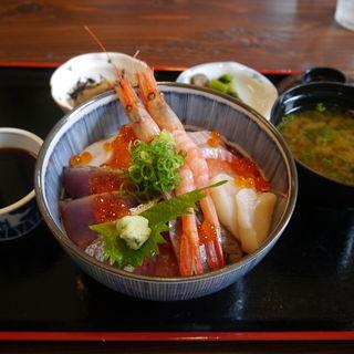 海鮮丼(但馬かまどめし 気比の里 )