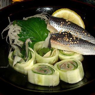 shimesaba(Sun-Chan Japanese Restaurant)