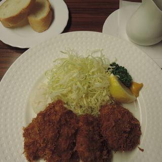 カキフライ(Cafe&Kitchen MA MAISON)