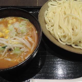 たっぷり野菜つけめん(三ツ矢堂製麺 大森店 )