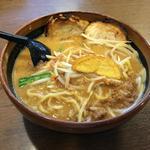 北海道味噌漬け炙りチャーシュー麺(麺屋壱正 小牧店 )