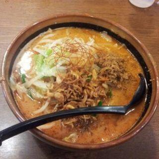 北海道味噌辛みそ野菜ラーメン(麺屋壱正 小牧店 )