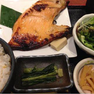 鮭の西京焼き(銀座だいしん)