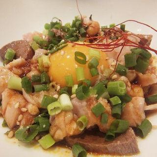 ホルモン刺盛(焼肉トラジ 豊洲店 )