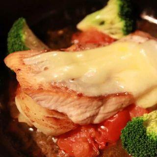 カシオマスのチーズ焼き(AGカフェ (AG cafe))