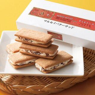 マルセイバターサンド(六花亭 小樽運河店    )