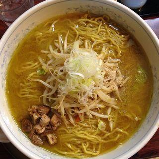 みそラーメン(麺組 (めんぐみ))
