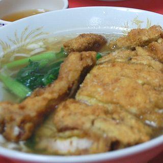 パイコー麺(雲龍)