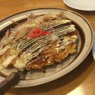 関西風お好み焼き 豚玉(ほっとするー )