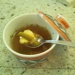 インゲンとたまねぎ&ジャガイモスープ