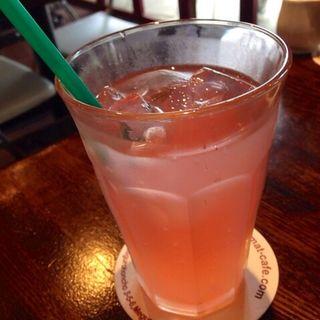 ピンクレモネード(HEIMAT CAFE (ハイマット カフェ))