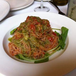 カッペリーニ(Taormina Sicilian Cuisine)