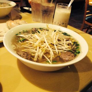 Beef & beef balls pho(A little bit of saigon)