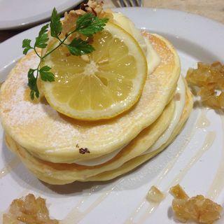 レモン&リコッタターズ(ジェイエス パンケーキカフェ 青山店 (j.s. pancake cafe))