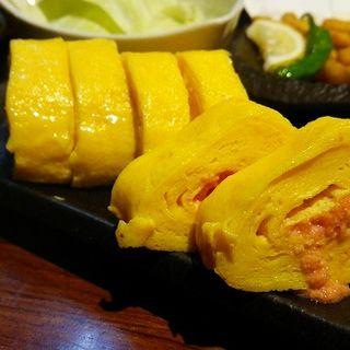 明太子卵焼き(博多餃子舎603 筑紫口店)