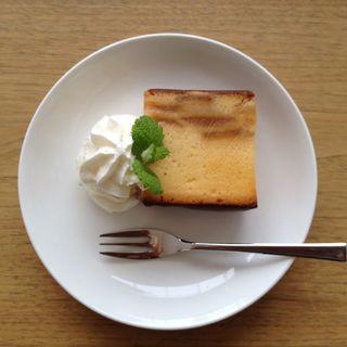 りんごのケーキ(アペ・ロッサ)